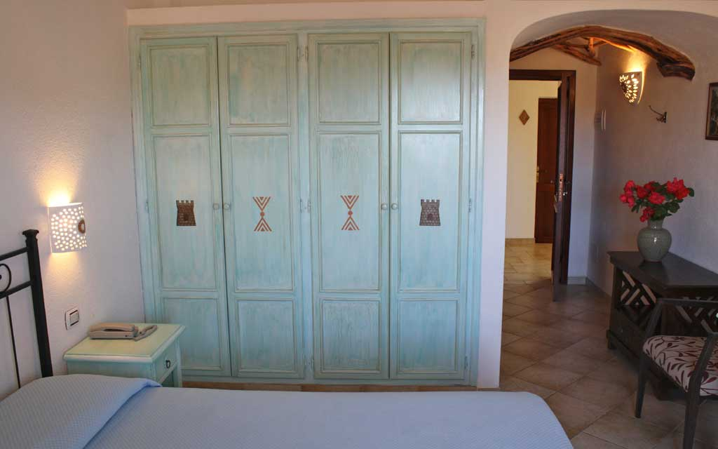 Hotel San Pantaleo - the rooms